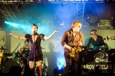 постфактум: Parov Stelar Band в Зале Ожидания 15/10/2011
