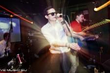 фото: группа фон Штефаниц в клубе Цоколь