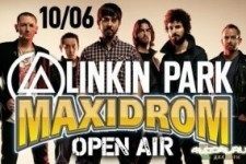 Linkin Park – второй хедлайнер фестиваля MAXIDROM!