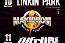 Российские команды на фестивале MAXIDROM!