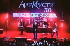 фото: Агата Кристи 30 лет. Глеб Самойлов. Тёмная Сторона.