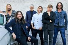 Foo Fighters введут в Зал Славы Рок-н-ролла